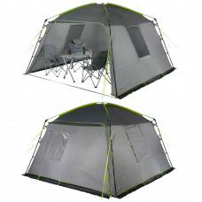 Павильон (шатер) High Peak Cabana Light grey/Dark grey/Lime (14052)