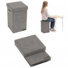 Органайзер кемпинговый Outwell Cornillon Seat & Storage Grey Melange (470353)