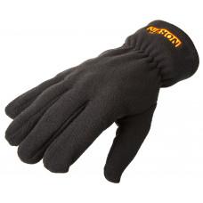 Перчатки флисовые мужские Norfin Basic р.L (703022-03L), Зимние рыболовные перчатки Норфин Бэйсик