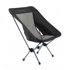 Кресло походное складное Pinguin Pocket Chair 2020 Black/Blue (PNG 659054), Карманное кресло Пингвин Покет