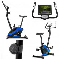 Велотренажер магнитный для дома Hop-Sport HS-045H Eos Blue