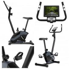 Велотренажер магнитный для дома Hop-Sport HS-045H Eos Grey