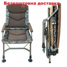 Кресло Tramp Homelike Camo (TRF-052) карповое кемпинговое