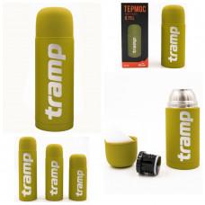 Термос 0.75 л Tramp Soft Touch (TRC-108-yellow)