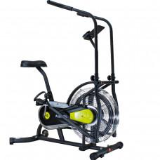 Велотренажер Air bike USA Style XXX502 желтый