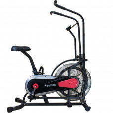 Велотренажер Air bike USA Style XXX504 красный