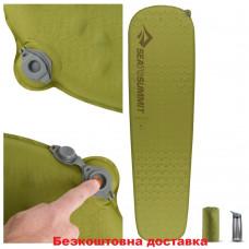 Самонадувающийся коврик Sea to Summit Camp Mat Regular Olive 183х51х3.8 см (STS AMSICMR)