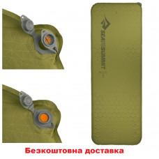 Самонадувающийся коврик Sea to Summit Camp Mat Regular Olive 183х64х3.8 см (STS AMSICMRRW)