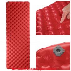 Надувной коврик Sea to Summit Comfort Plus XT Insulated Mat (2020) Red 186х64х8 см (STS AMCPXTINS_RRW)