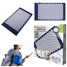 Акупунктурный массажный коврик US Medica Aura (US0146)