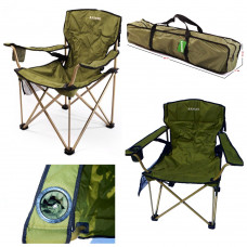 """Кресло Ranger FS 99806 Rshore Green (RA 2203) складывается """"зонтиком"""""""