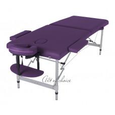 Массажный стол Art Of Choice DIO фиолетовый