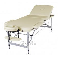 Массажный стол Art Of Choice LEO Comfort бежевый