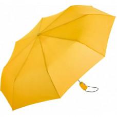 Зонт-мини автомат Fare 5460 желтый