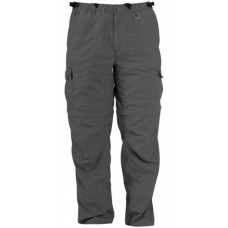 Штаны-шорты Norfin Momentum Gray р.XL (661204-XL)