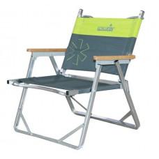 Кресло складное с алюминиевым каркасом Norfin Alesund (NF-20213), Кресло Норфин Алесанд