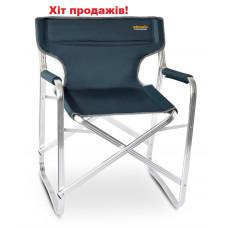 Кресло раскладное кемпинговое Pinguin Director Chair Petrol (PNG 620)