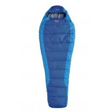 Спальный мешок Pinguin Savana 195 Blue, Right Zip (PNG 210P.195.Blue-R)
