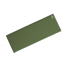 Самонадувающийся коврик Terra Incognita Camper 3.8 зеленый