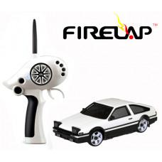 Автомодель р/у 1:28 Firelap IW02M-A Toyota AE86 2WD (белый) (FLP-202G6w)