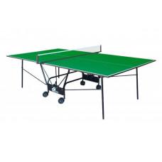 Теннисный стол для помещений GSI Sport Compact Light Green (Gp-4)