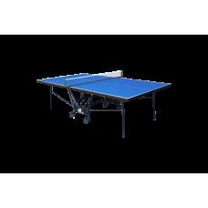 Теннисный стол для помещений GSI Sport Compact Premium Blue (Gk-6)