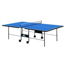 Теннисный стол для помещений GSI Sport Athletic Strong Blue (Gk-3)