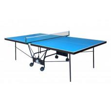 Теннисный стол всепогодный GSI Sport Compact Outdoor Blue (Od-4)