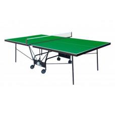 Теннисный стол для помещений GSI Sport Compact Strong Green (Gp-5)