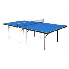 Теннисный стол для помещений GSI-Sport Hobby Premium Blue (Gk-1.18)