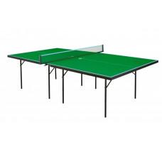Теннисный стол для помещений GSI-Sport Hobby Strong Green (Gp-1s)