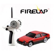 Автомодель р/у 1:28 Firelap IW02M-A Toyota AE86 2WD (красный) (FLP-202G6r)