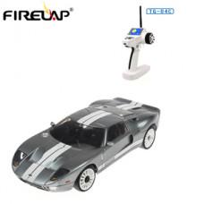 Автомодель р/у 1:28 Firelap IW04M Ford GT 4WD (серый) (FLP-408G4g)