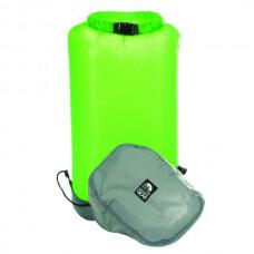 Гермомешок Granite Gear eVent Sil Compression Drysac 10L Jasmine Green