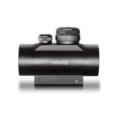 Прицел коллиматорный Hawke RD1x30M WP (9-11mm)