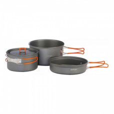 Набор посуды Vango Hard Anodised Adventure Cook Kit Grey