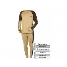 Термобелье Norfin Comfort Line (beige) размер XL