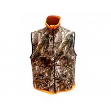 Жилет двуxсторонний Norfin Huntingh Reversable Vest р. S (724001-S)
