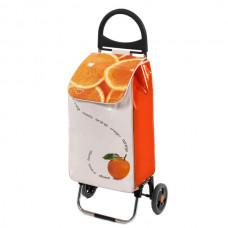 Сумка-тележка Aurora City 50 Orange