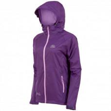 Ветровка женская Highlander Stow & Go Pack Away Rain Jacket 6000 mm Purple XL (JAC077L-PE-XL)