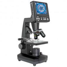 Микроскоп для учебных целей в высших и средних учебных заведениях Bresser Biolux LCD 50x-2000x
