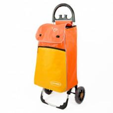 Сумка-тележка Aurora Bolzano 55 Orange