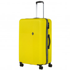 Чемодан CarryOn Connect (L) Yellow