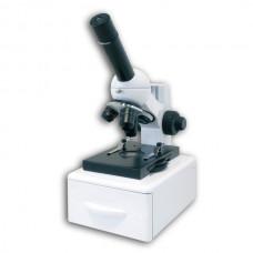 Микроскоп обучающий детский Bresser Duolux 20x-1280x