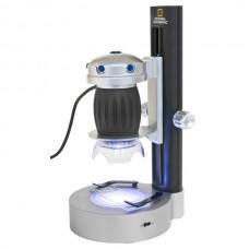 Микроскоп для начинающих, обучающий, для детского развития National Geographic Universal 20x/200x
