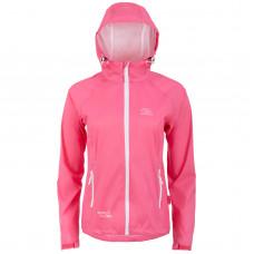 Ветровка женская Highlander Stow & Go Pack Away Rain Jacket 6000 mm Pink XL (JAC077L-PK-XL)