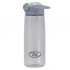 Фляга Highlander Tritan Straw Bottle 700 ml Charcoal