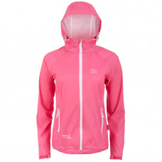 Ветровка женская Highlander Stow & Go Pack Away Rain Jacket 6000 mm Pink L (JAC077L-PK-L)